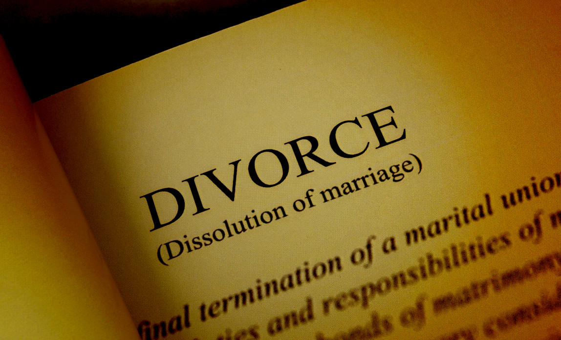 Divorce and family law glossary
