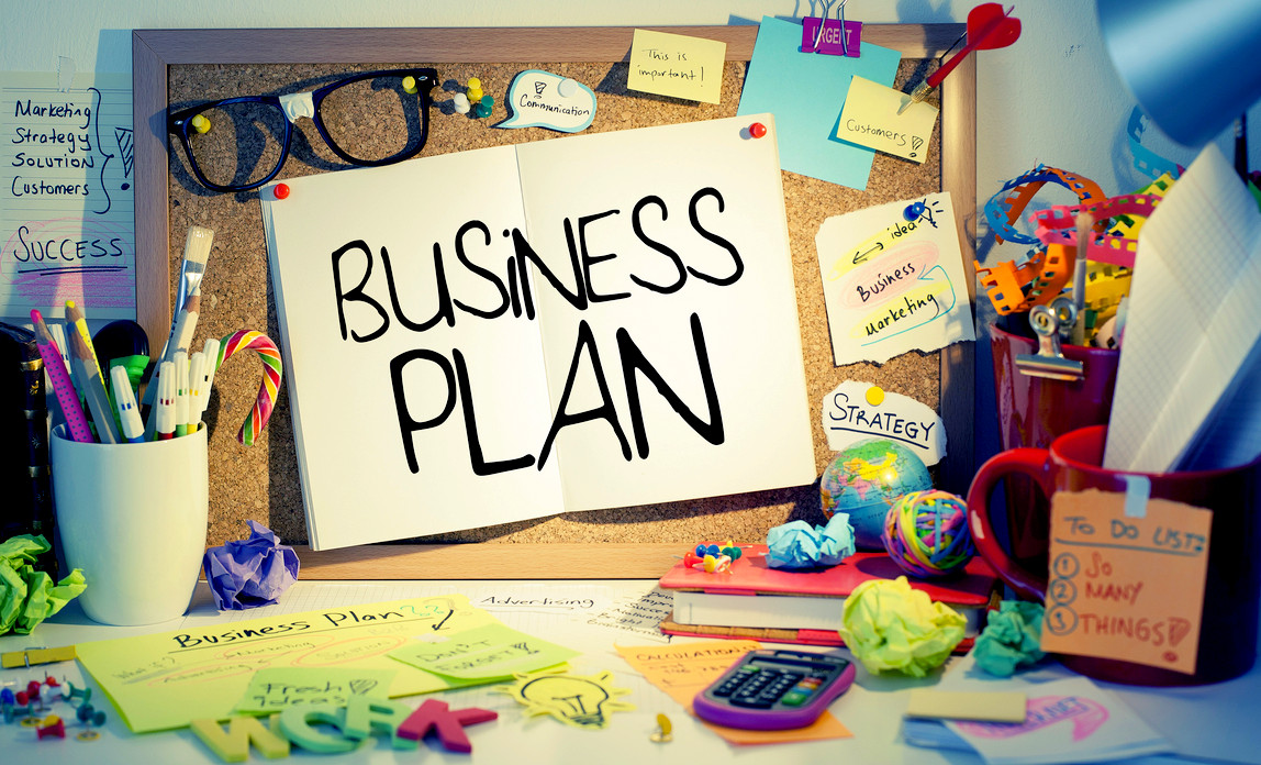Does anyone on here know of anyone who is able to prepare a business plan ?