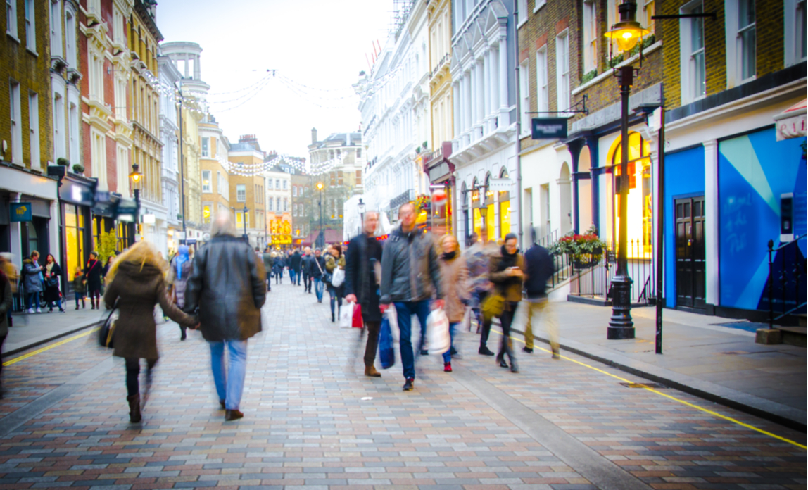 Retail sales slump