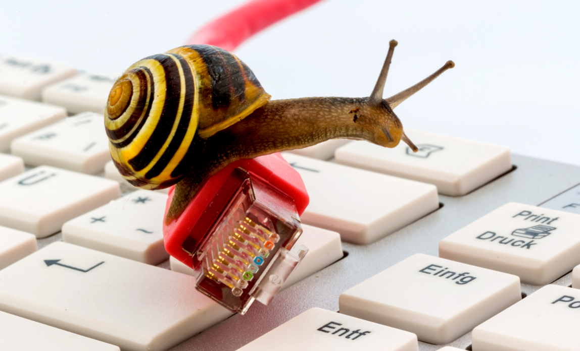 Slow broadband and mobile blackspots blight SMEs